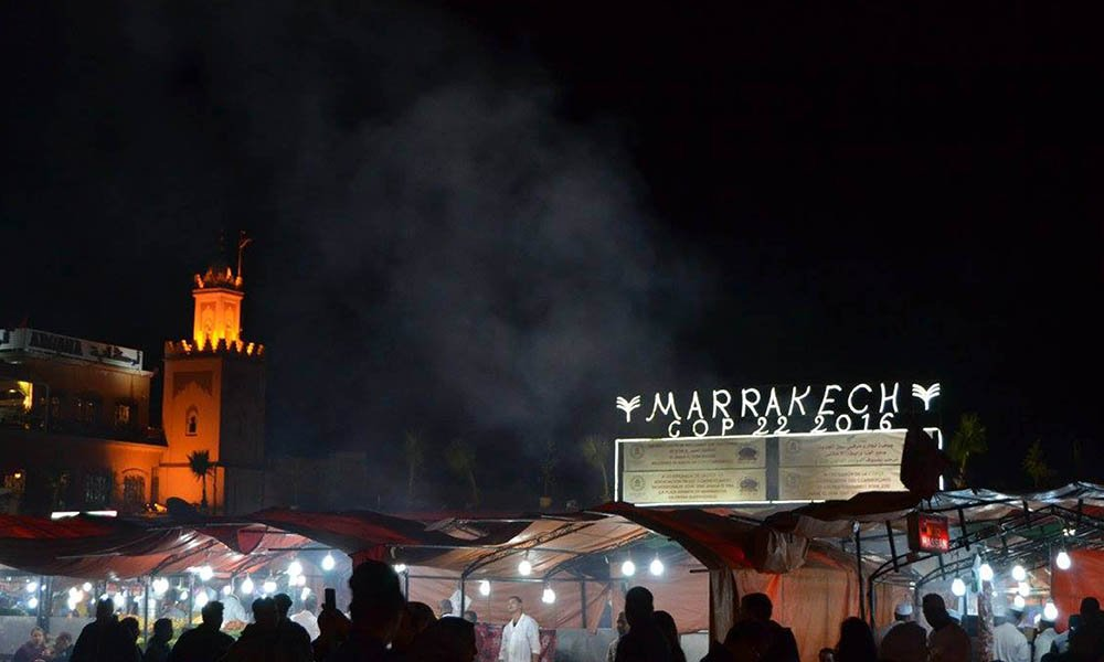 Getting down to business at COP22 in Marrakesh