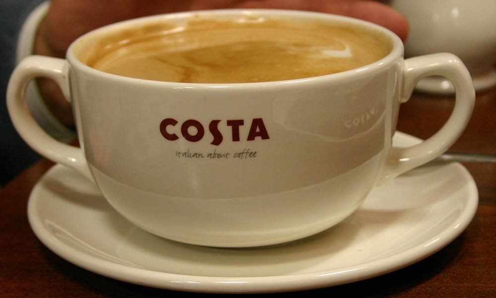 Caffeine for the Soul: The Whitbread AGM