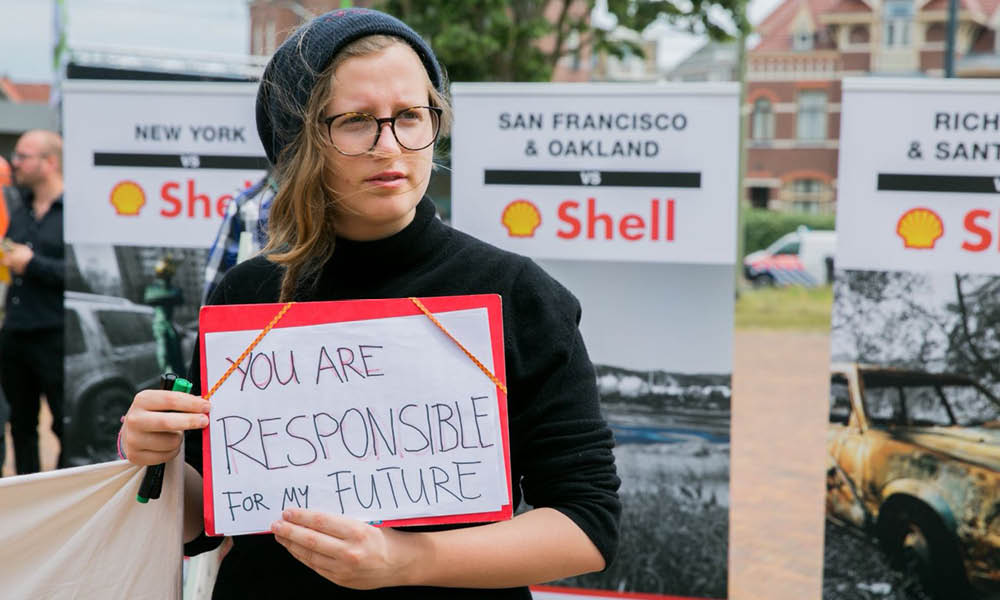 The Shell AGM: A 5.1% Wedge to Create a Space for Change